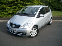 USED 2010 60 MERCEDES-BENZ A CLASS 1.5 A160 CLASSIC SE 5d AUTO 95 BHP Beautifully Presented Example, JUST Two Owners From New, ONLY 36,000 Miles with Full Service History!!!