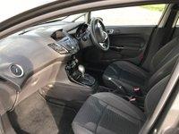 USED 2017 17 FORD FIESTA 1.0 ZETEC 5d AUTO 99 BHP