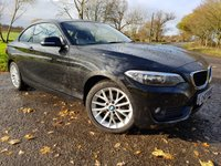 2014 BMW 2 SERIES 2.0 218D SE 2d 141 BHP 2 KEYS WITH EXTRAS £10475.00