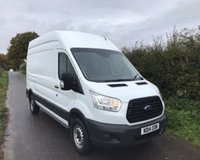2014 FORD TRANSIT 350 H/R P/V £8995.00