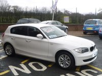 USED 2011 11 BMW 1 SERIES 2.0 116I ES 5d 121 BHP
