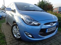 USED 2011 60 HYUNDAI IX20 1.4 STYLE CRDI 5d 89 BHP **Low Mileage Pano Roof £30 Tax Full Service History**