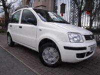 2009 FIAT PANDA