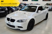 USED 2011 61 BMW M3 4.0 M3 2d AUTO 415 BHP CONVERTIBLE
