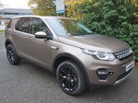 2014 LAND ROVER DISCOVERY SPORT 2.2 SD4 HSE 5d AUTO 190 BHP £25490.00