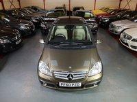 2010 MERCEDES-BENZ A CLASS A180 AVANTGARDE SE 1.7 5d AUTO £5950.00