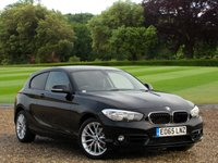 USED 2015 65 BMW 1 SERIES 1.6 120I SPORT 3d AUTO 167 BHP A great little 1 series to drive away today!