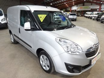 2014 VAUXHALL COMBO 1.2 2000 L1H1 CDTI SPORTIVE 90 BHP-SIDE LOAD DOOR-AIR CONDITIONING  £5250.00