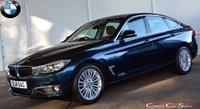 USED 2014 14 BMW 3 SERIES 330d X-DRIVE LUXURY GT AUTO BUSINESS MEDIA 255 BHP
