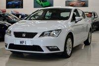 2013 SEAT LEON 2.0 TDI SE DSG 5d AUTO 150 BHP £7495.00