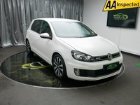 USED 2012 12 VOLKSWAGEN GOLF 2.0 GTD TDI 5d 170 BHP £0 DEPOSIT FINANCE AVAILABLE, AIR CONDITIONING, AUX INPUT, CLIMATE CONTROL, DAYTIME RUNNING LIGHTS, FULL LEATHER UPHOLSTERY, HEATED SEATS, STEERING WHEEL CONTROLS, TRIP COMPUTER