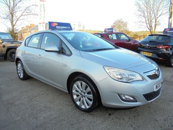 2010 VAUXHALL ASTRA 1.4 EXCLUSIV 5d 98 BHP FULL SERVICE HISTORY INC BELT CHANGE £SOLD