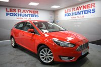 USED 2015 65 FORD FOCUS 1.0 TITANIUM 5d 100 BHP Free Road Tax, Bluetooth, Cruise control, 1 Owner, Great MPG