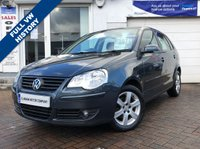 USED 2008 58 VOLKSWAGEN POLO 1.2 MATCH 5d 59 BHP SUPPLIED WITH 12 MONTHS MOT, LOVELY CAR TO DRIVE
