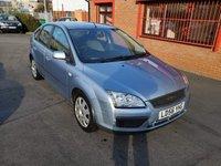 2006 FORD FOCUS 1.8 TDCI LX 5d 114 BHP £650.00