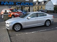 USED 2010 60 BMW 5 SERIES 2.0 520D SE 4d 181 BHP 2 OWNERS ONLY 67000 MILES FROM NEW