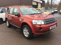 2010 LAND ROVER FREELANDER 2.2 TD4 GS 5d 150 BHP £9995.00