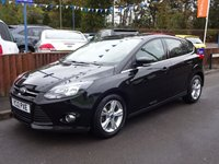 2012 FORD FOCUS 1.0 ZETEC 5dr, Only £30 Road Tax! £4880.00