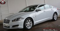 USED 2015 65 JAGUAR XF 2.2d LUXURY SALOON AUTO 163 BHP Finance? No deposit required and decision in minutes.