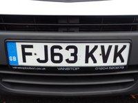 USED 2013 63 VAUXHALL VIVARO 2.0 2900 CDTI H/R 1d 113 BHP