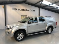 USED 2013 63 ISUZU D-MAX 2.5 UTAH DOUBLE CAB PICK UP AUTO 164 BHP PLUS VAT Only 40k Miles!! £14,995 + VAT