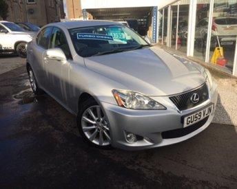 2009 LEXUS IS 2.2 220D SE 4d 175 BHP £4795.00