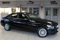 USED 2014 64 MERCEDES-BENZ C CLASS 2.0 C200 SE EXECUTIVE 4d 184 BHP - mercedes service history  HALF LEATHER SEATS + EXCELLENT MERCEDES BENZ SERVICE HISTORY + COMAND SATELLITE NAVIGATION + BLUETOOTH + HEATED FRONT SEATS + XENON HEADLIGHTS + 18 INCH ALLOYS + CRUISE CONTROL + DAB RADIO