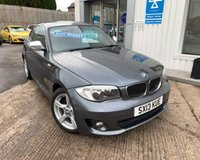 USED 2013 13 BMW 1 SERIES 2.0 118D EXCLUSIVE EDITION 2d 141 BHP