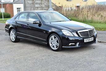 2010 MERCEDES-BENZ E CLASS 2.1 E250 CDI BLUEEFFICIENCY SPORT 4d 204 BHP £9990.00