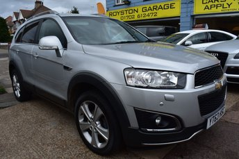 View our CHEVROLET CAPTIVA