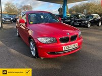 USED 2010 60 BMW 1 SERIES 2.0 116I SPORT 5d 121 BHP NEED FINANCE? WE CAN HELP!