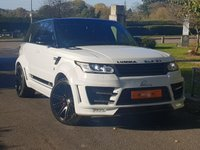 2014 LAND ROVER RANGE ROVER SPORT 5.0 V8 AUTOBIOGRAPHY DYNAMIC 5d AUTO 510 BHP £78990.00
