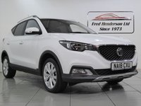 USED 2018 18 MG MG ZS 1.5 EXCITE 5d 105 BHP