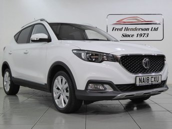 2018 MG MG ZS 1.5 EXCITE 5d 105 BHP £11990.00
