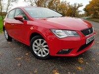 2014 SEAT LEON 1.2 TSI SE 5d 105 BHP £6250.00