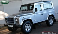 USED 2013 63 LAND ROVER DEFENDER 2.2TD XS STATION WAGON 3 DOOR 6-SPEED 122 BHP Finance? No deposit required and decision in minutes.