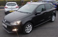 2013 VOLKSWAGEN POLO 1.2 MATCH EDITION TDI 5d 74 BHP £20.00 PER YEAR ROAD TAX  £6995.00