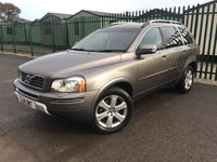 2011 VOLVO XC90 2.4 D5 SE LUX AWD 5d AUTO 197 BHP 7 SEATER LEATHER FSH £14490.00