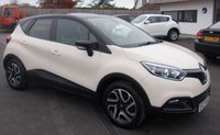 2013 RENAULT CAPTUR 1.5 DYNAMIQUE MEDIANAV ENERGY DCI S/S 5d 90 BHP FREE ROAD TAX £7995.00