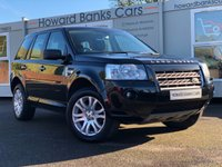 USED 2009 59 LAND ROVER FREELANDER 2.2 TD4 HSE 5d AUTO 159 BHP CAMBELT DONE!!
