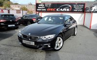 2014 BMW 4 SERIES 2.0 420D XDRIVE M SPORT GRAN COUPE 4d AUTO 181 BHP £SOLD