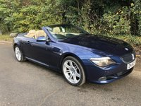 USED 2010 60 BMW 6 SERIES 3.0 635D SPORT 2d AUTO 282 BHP