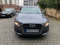 USED 2012 62 AUDI Q3 2.0 TFSI QUATTRO SE 5d AUTO 208 BHP Heated Leather Interior, Navigation, Parking Sensors, Finance Options