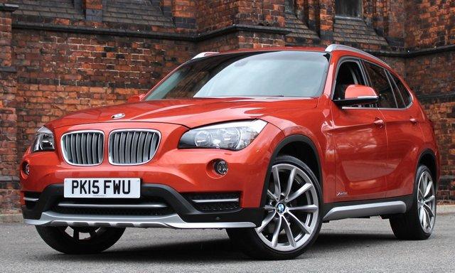 2015 15 BMW X1 2.0 XDRIVE18D XLINE 5d 141 BHP