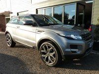 2013 LAND ROVER RANGE ROVER EVOQUE 2.2 ED4 PURE TECH 3d 150 BHP £16495.00