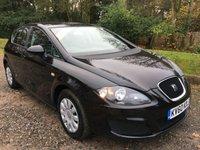 2010 SEAT LEON 1.6 CR TDI S 5d 103 BHP £4675.00