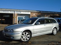 2006 JAGUAR X-TYPE 2.2 SE 5d 152 BHP £2795.00