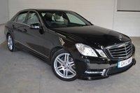2013 MERCEDES-BENZ E CLASS 2.1 E220 CDI BLUEEFFICIENCY S/S SPORT 4d AUTO 170 BHP £13000.00