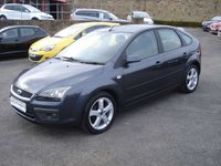 USED 2007 57 FORD FOCUS 1.8 ZETEC CLIMATE 5d 124 BHP FULL HISTORY & LOW MILES