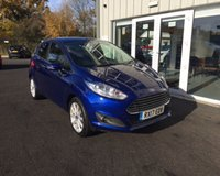 USED 2017 17 FORD FIESTA 1.0 TITANIUM ECOBOOST AUTOMATIC (100ps) THIS VEHICLE IS AT SITE 1 - TO VIEW CALL US ON 01903 892224
